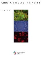 CiRAアニュアルレポート2010
